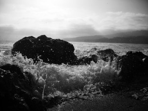 Crashing Waves (Palos Verdes, CA)